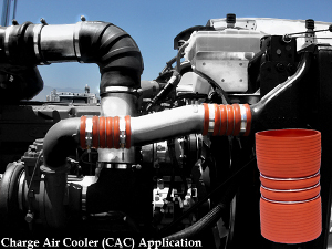 CAC Hose - Charge-Air 367 Series Hot Side